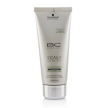 BC Bonacure Scalp Genesis Soothing Shampoo (For Dry or Sensitive Scalps)