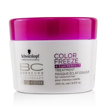 Schwarzkopf BC Color Freeze pH 4.5 Perfect Treatment Masque (For Coloured Hair)