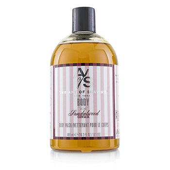 The Art Of Shaving Body Wash - Sandalwood Essential Oil