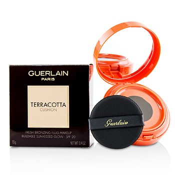 Guerlain Terracotta Cushion Fresh Bronzing Fluid Makeup SPF 20 - # Medium
