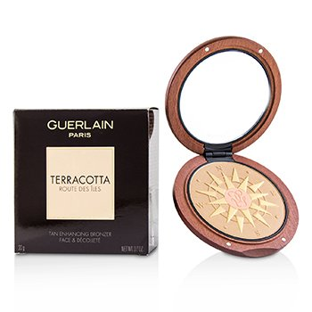 Guerlain Terracotta Route Des Iles Tan Enhancing Bronzer (Limited Edition)