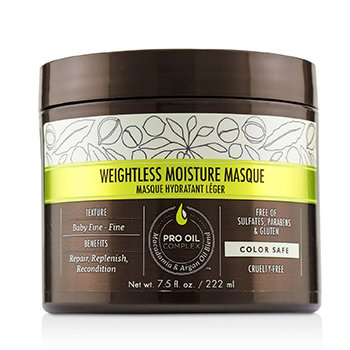 Macadamia Natural Oil Professional Weightless Moisture Masque