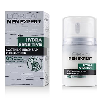 LOreal Men Expert Hydra Sensitive Moisturiser
