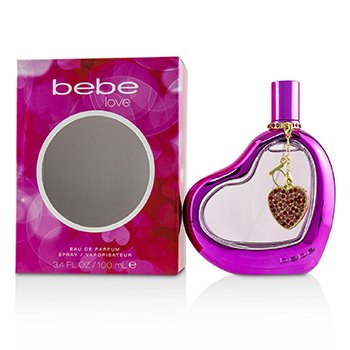 Bebe Love Eau De Parfum Spray