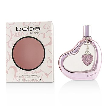 Bebe Sheer Eau De Parfum Spray