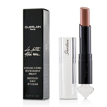 Guerlain La Petite Robe Noire Deliciously Shiny Lip Colour - #015 Latte Lace