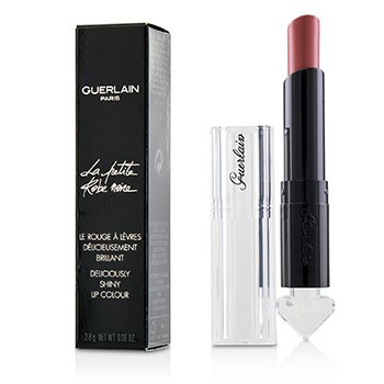 Guerlain La Petite Robe Noire Deliciously Shiny Lip Colour - #016 Blush Bustier