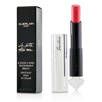 Guerlain La Petite Robe Noire Deliciously Shiny Lip Colour - #040 Coral Collar