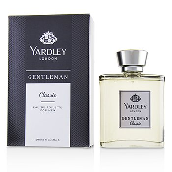 Yardley Gentleman Classic Eau De Toilette Spray
