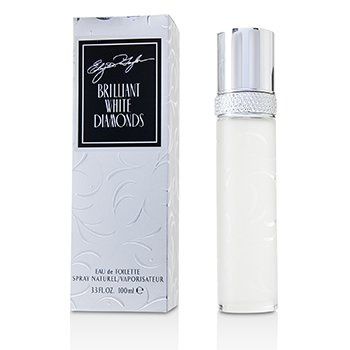 Elizabeth Taylor Brilliant White Diamonds Eau De Toilette Spray