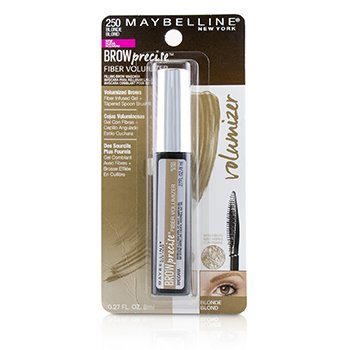 Maybelline Brow Precise Fiber Volumizer - # 250 Blonde