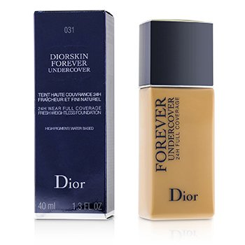 Christian Dior Diorskin Forever Undercover 24H Wear Full Coverage Water Based Foundation - # 031 Sand