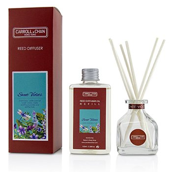 The Candle Company (Carroll & Chan) Reed Diffuser - Sweet Violets