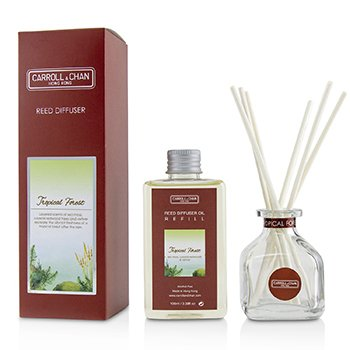 The Candle Company (Carroll & Chan) Reed Diffuser - Tropical Forest