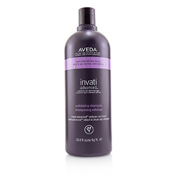 Aveda Invati Advanced Exfoliating Shampoo - Solutions For Thinning Hair, Reduces Hair Loss (Salon Product)