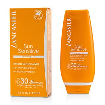Lancaster Sun Sensitive Delicate Softening Milk For Body SPF30