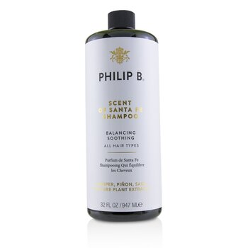 Philip B Scent of Santa Fe Shampoo (Balancing Soothing - All Hair Types)