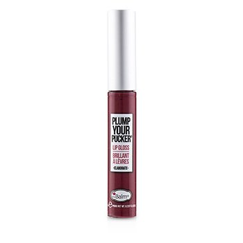 TheBalm Plum Your Pucker Lip Gloss - # Elaborate