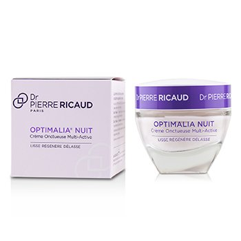 Dr. Pierre Ricau Optimalia Nuit Velvet Smooth Multi-Active Night Cream