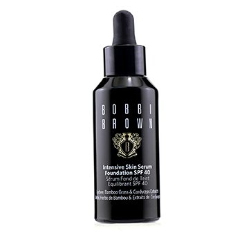 Bobbi Brown Intensive Skin Serum Foundation SPF40 - # 00 Alabaster