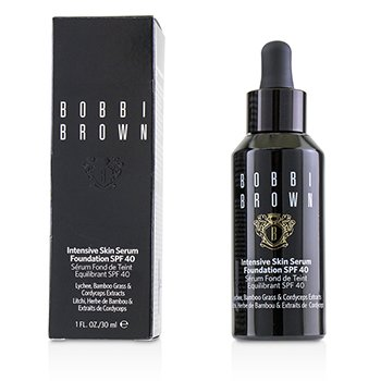 Bobbi Brown Intensive Skin Serum Foundation SPF40 - # 2.25 Cool Sand