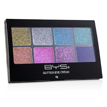BYS Glitter Eye Creme Palette - # 01 You Can Dig It