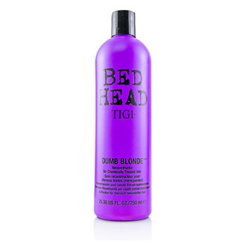 Bed Head Dumb Blonde Reconstructor - For Chemically Treated Hair (Cap)