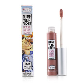 TheBalm Plum Your Pucker Lip Gloss - # Dramatize