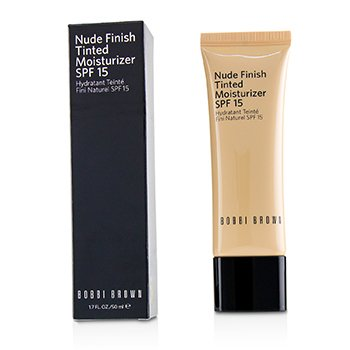 Bobbi Brown Nude Finish Tinted Moisturizer SPF 15 - # Extra Light Tint
