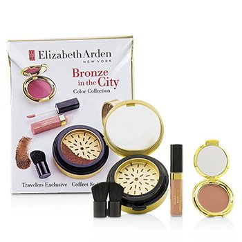 Elizabeth Arden Bronze In The City Color Collection (Box Slightly Damaged)