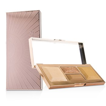 Becca Be A Light Face Palette - # Medium To Deep
