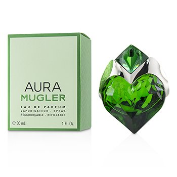 Thierry Mugler Aura Eau De Parfum Refillable Spray