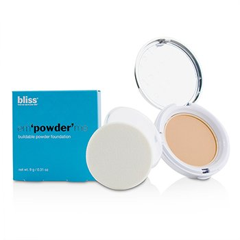 Bliss Empowder Me Buildable Powder Foundation - # Nude