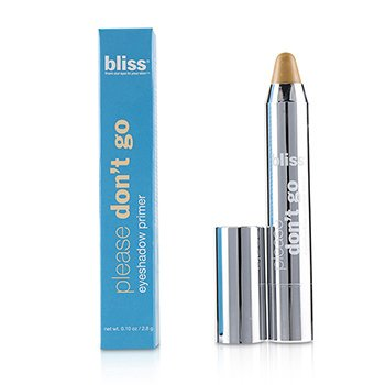 Bliss Please Dont Go Eyeshadow Primer