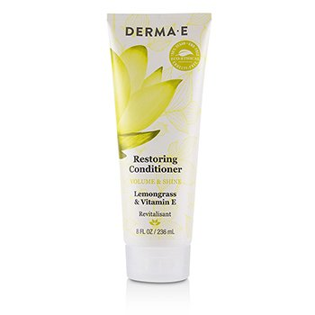Derma E Restoring Conditioner (Volume & Shine)