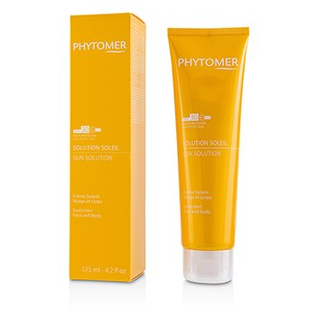 Phytomer Sun Solution Sunscreen SPF 30 (For Face and Body)