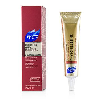 Phyto PhytoMillesime Cleansing Care Cream (Color-Treated, Highlighted Hair)