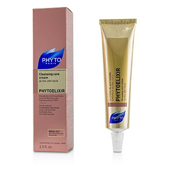 Phyto PhytoElixir Cleansing Care Cream (Ultra-Dry Hair)