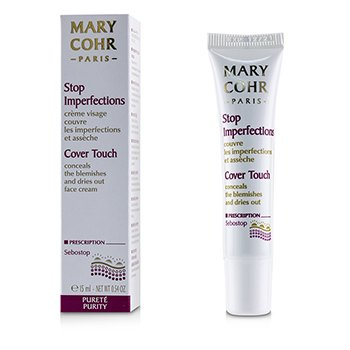 Mary Cohr Stop Imperfections Cover Touch