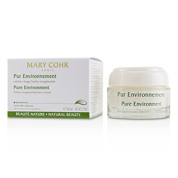 Mary Cohr Pure Environment Hydra-Oxygenating Face Cream