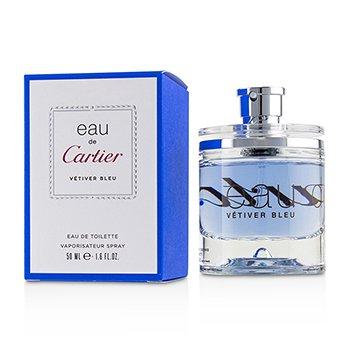 39fea91bc0b Cartier Eau De Cartier Vetiver Bleu Eau De Toilette Spray