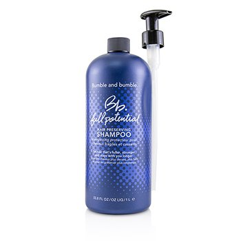 Bumble and Bumble Bb. Full Potential Hair Preserving Shampoo (Salon Product)
