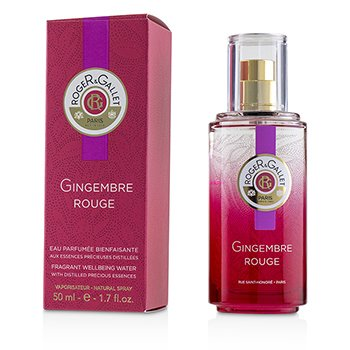 Roger & Gallet Gingembre Rouge Fragrant Water Spray