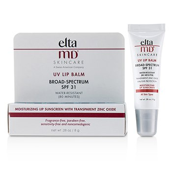 EltaMD UV Lip Balm Water-Resistant SPF 31 (Exp. Date: 05/2019)