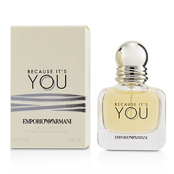 Giorgio Armani Emporio Armani Because Its You Eau De Parfum Spray