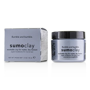 Bumble and Bumble Bb. Sumoclay (Workable Day For Matte, Dry Texture)