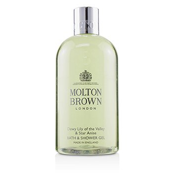 Molton Brown Dewy Lily Of The Valley & Star Anise Bath & Shower Gel