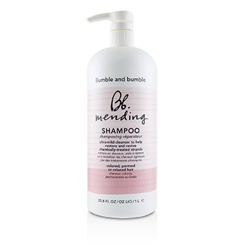 Bumble and Bumble Bb. Mending Shampoo - Colored, Permed or Relaxed Hair (Salon Product)