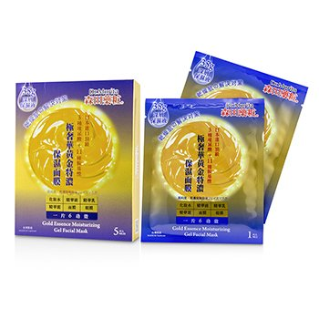 Gold Essence Moisturizing Gel Facial Mask