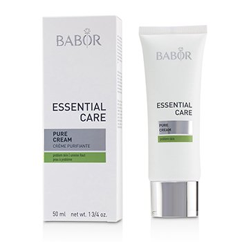 Babor Essential Care Pure Cream - For Problem Skin